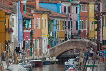 Island of Burano [AT] © Philip Plisson / Pêcheur d'Images / AA37777 - Photo Galleries - Island [It]