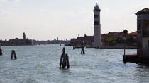 The island of Murano [AT] © Philip Plisson / Pêcheur d'Images / AA37791 - Photo Galleries - Murano island