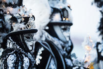 Venice Carnival [AT] © Philip Plisson / Pêcheur d'Images / AA37903 - Photo Galleries - Venice like never seen before