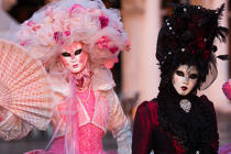 Venice Carnival [AT] © Philip Plisson / Pêcheur d'Images / AA37904 - Photo Galleries - Venice like never seen before