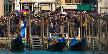 Venice Carnival [AT] © Philip Plisson / Pêcheur d'Images / AA37911 - Photo Galleries - Venice like never seen before
