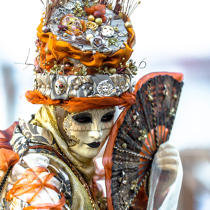 The Carnival of Venice [AT] © Philip Plisson / Pêcheur d'Images / AA37947 - Photo Galleries - Town [It]