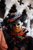 The Carnival of Venice [AT] © Philip Plisson / Pêcheur d'Images / AA37952 - Photo Galleries - Town [It]