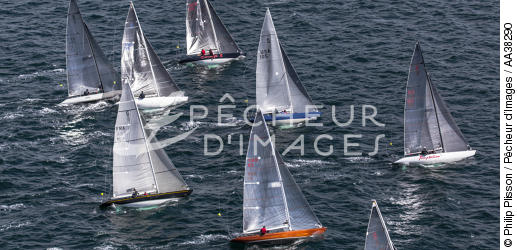 6 M JI World Cup 2015 in la Trinité sur mer - © Philip Plisson / Pêcheur d'Images / AA38290 - Photo Galleries - 6 M JI World Cup 2015 in la Trinité sur Mer