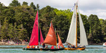 © Philip Plisson / Pêcheur d'Images / AA38506 La semaine du Golfe 2015 - Photo Galleries - Morbihan [The gulf of the]