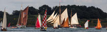 © Philip Plisson / Pêcheur d'Images / AA38509 La semaine du Golfe 2015 - Photo Galleries - Morbihan [The gulf of the]