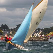 © Philip Plisson / Pêcheur d'Images / AA38493 La semaine du Golfe 2015 - Photo Galleries - Morbihan [The gulf of the]