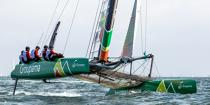 ©  / Pêcheur d'Images / AA38541 Tour de Belle-Ile 2015, AC45 Groupama - Nos reportages photos - Voilier
