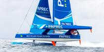 ©  / Pêcheur d'Images / AA38563 Le Tour de Belle-Ile 2015 - Le MOD 70 Virbac-Paprec - Nos reportages photos - Multicoque de course