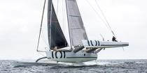 ©  / Pêcheur d'Images / AA38569 Le Tour de Belle-Ile 2015 - Le trimaran ORMA 60 pieds Sensations. - Nos reportages photos - Multicoque de course