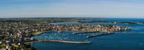 © Philip Plisson / Pêcheur d'Images / AA39591 Roscoff - Photo Galleries - Finistère