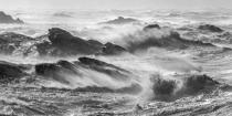 © Philip Plisson / Pêcheur d'Images / AA39628 Storm on the Brittany coasts - Photo Galleries - Framing