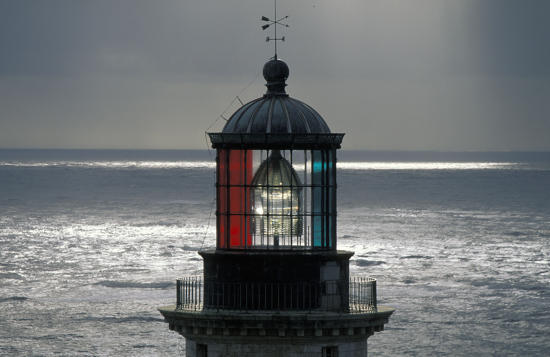 Plisson report photo - French Lighthouses