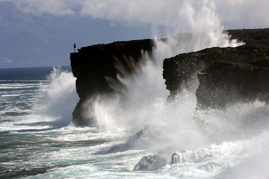 Plisson report photo - Faial and Pico islands in the Azores