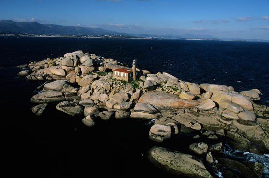 Plisson report photo - Spanish Lighthouses