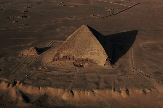 Plisson report photo - Egypt from above