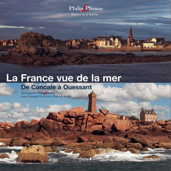 Plisson report photo - From Cancale to Ouessant Island