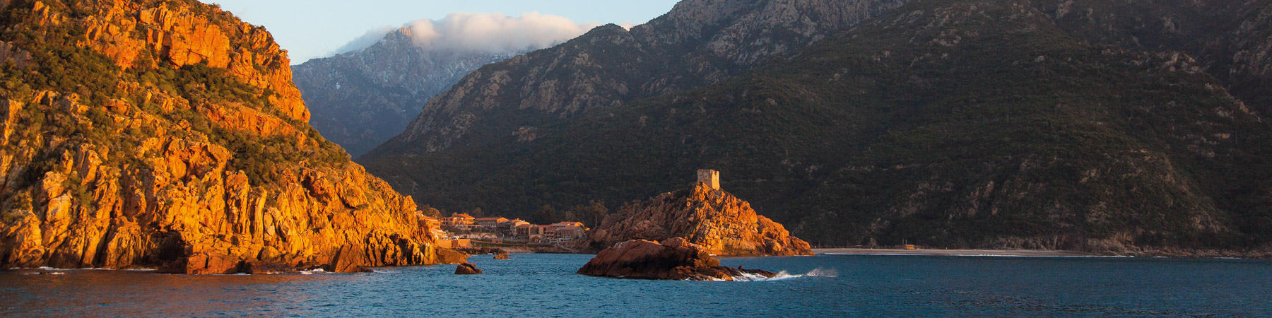 From Ajaccio to the Revellata Cape - Photo Pêcheur d'Images