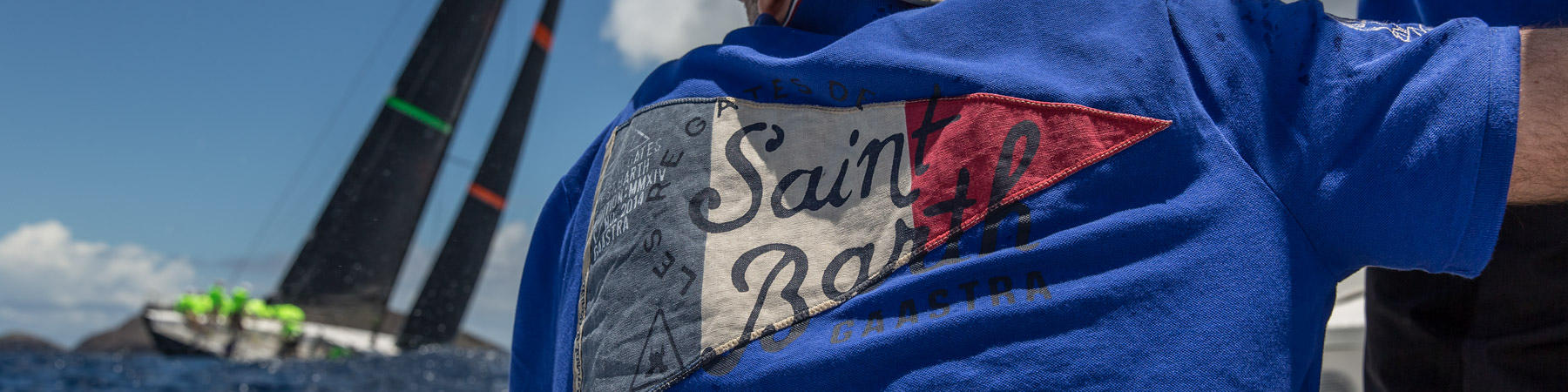 Les Voiles de Saint-Barth 2014 - Photo Plisson