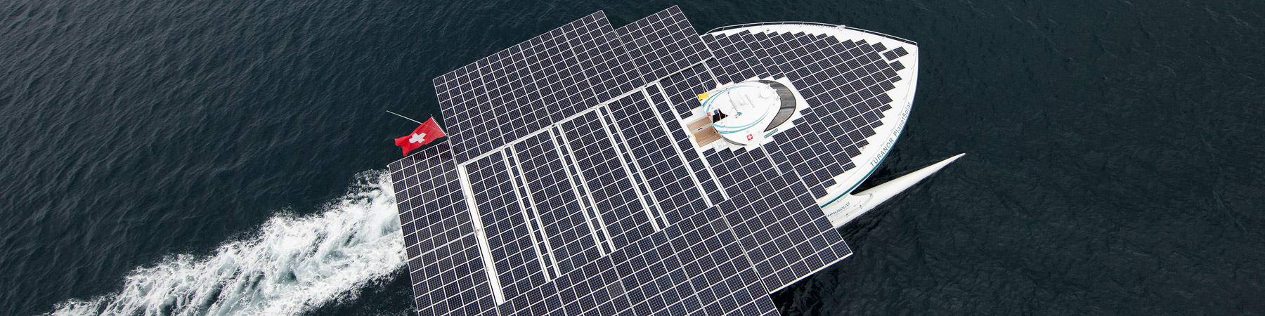 Le Tùranor Planetsolar - Photo Pêcheur d'Images