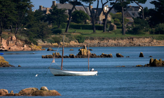 Plisson report photo - From Paimpol to Sept-Iles