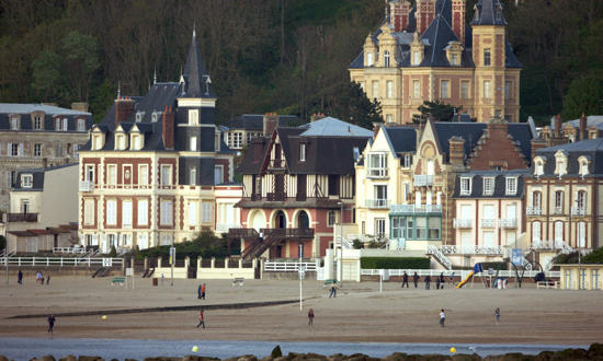 Plisson report photo - From Honfleur to Saint-Vaast-La-Hougue