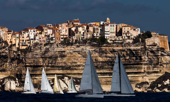 Pêcheur d'Images report photo - Sailing race around Corsica