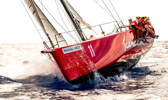 Reportage photo Plisson - Les Voiles de Saint-Barth 2014